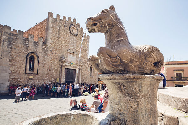 duomo di Taormina, taormina cathedral