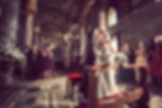 wedding kiss church palermo sicily nucleika