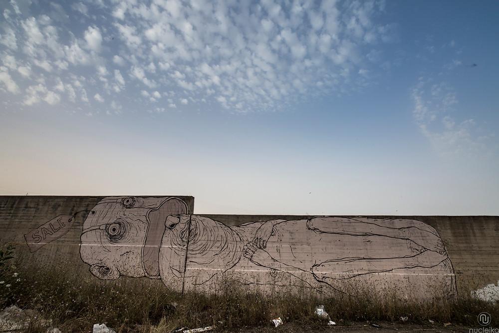 nucleika street art nemo s catania