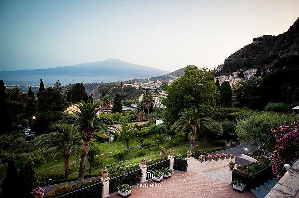 nucleika wedding panorama taormina
