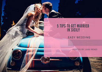 Tips for wedding in Italy