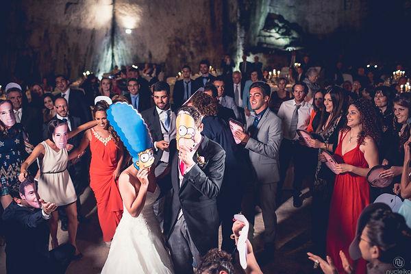 wedding omer e marge matrimonio siracusa