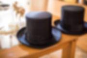 il cappello dello sposo