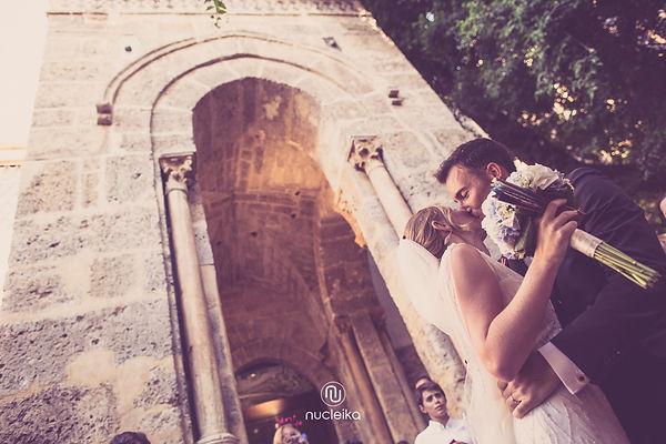 wedding kiss nucleika in palermo