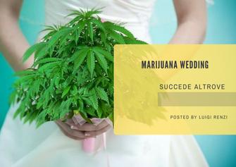 Marijuana Wedding