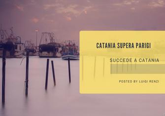 Catania supera Parigi