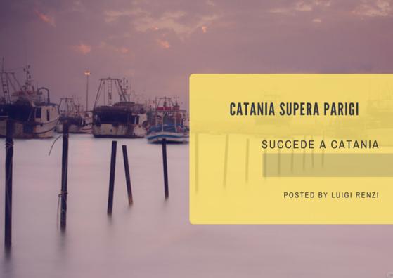 particolare del porto di Catania in sicilia con barche dei pescatori