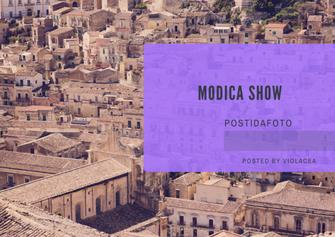 Modica show