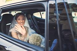 Nucleika, wedding in sicily, taormina, wedding car