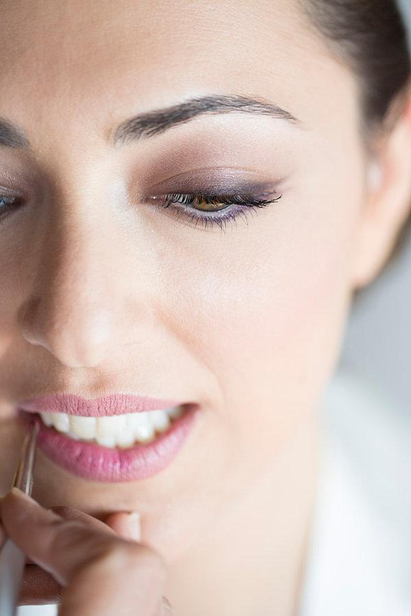 make up della sposa, bride make up