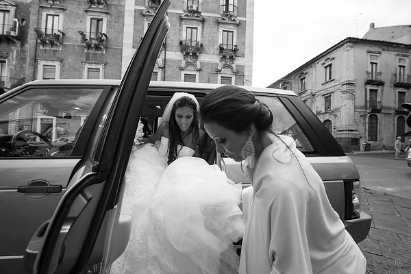 the bride catania sicily