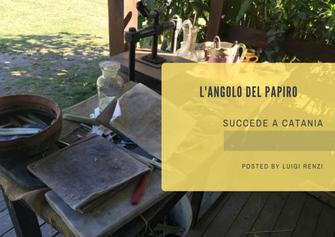 L'angolo del papiro