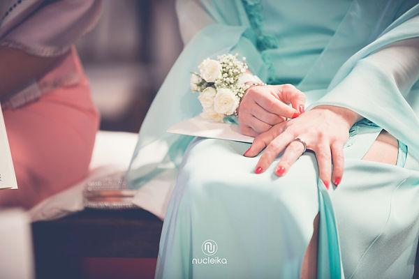 nucleika wedding details