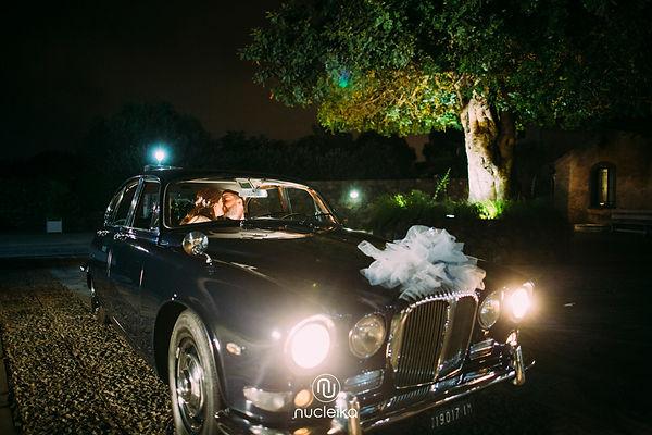 nucleika wedding car