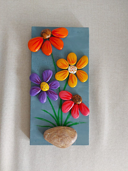 Solmayan Çiçekler