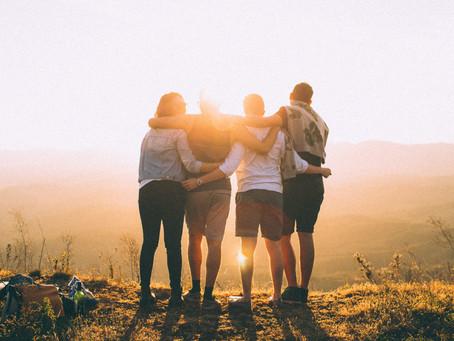 As leis naturais que regem as relações humanas