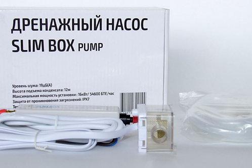 Дренажная помпа SLIM BOX  проточная