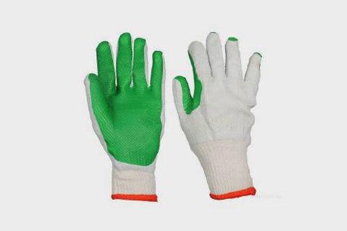 Перчатки акриловые с вспененным латексным покрытием ЛЭВ (мат-л)