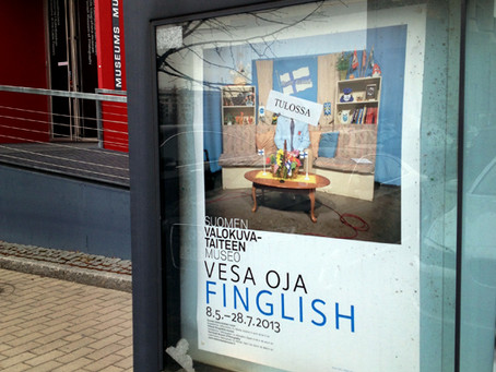 Finglish - Finns in North America 2013