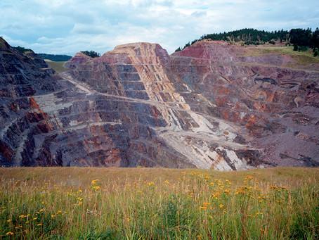 The Homestake Gold Mine Lead 2011