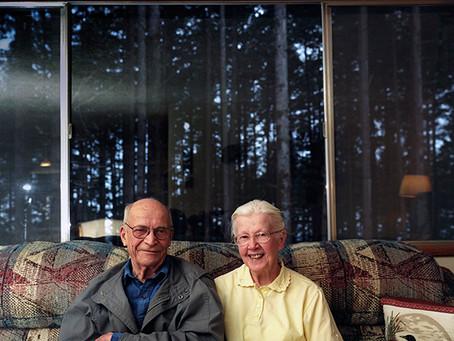 Carl & Martha Kulla Brush Prairie 2007