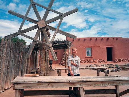 El Rancho de las Golondrinas Santa Fe 2011