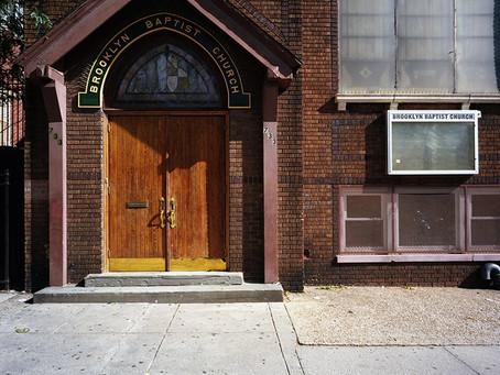 Finnish Golgotha Congregational Church Brooklyn 2009