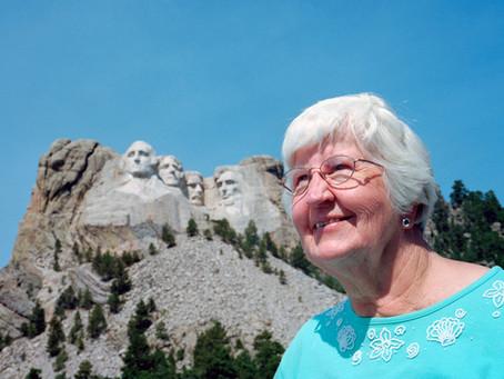 Annette Oppedahl Custer Peak 2011