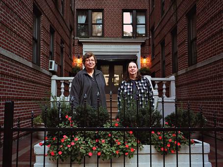 Tuula Malmi and Leena Freyer Bronx 2008