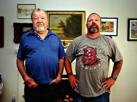 Esko & Rodney Hieta Van Nuys 2009