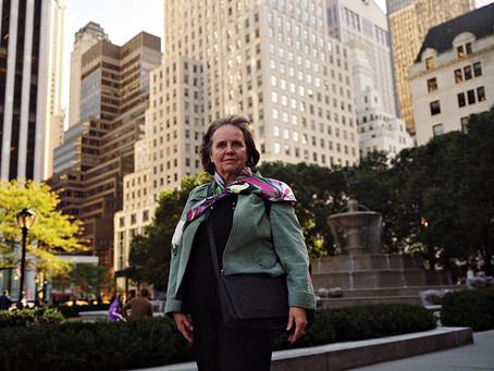 Anneli Alperin Manhattan 2008