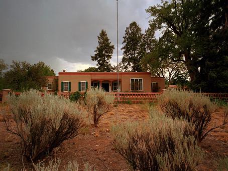 Acequia Madre House Santa Fe 2011