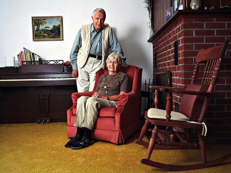 Richard & Helvi Impola New Paltz 2008