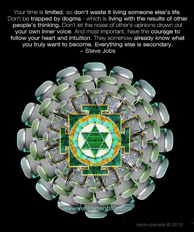 Important Mid-January Astrology Forecast   Yantra and Mandala Art