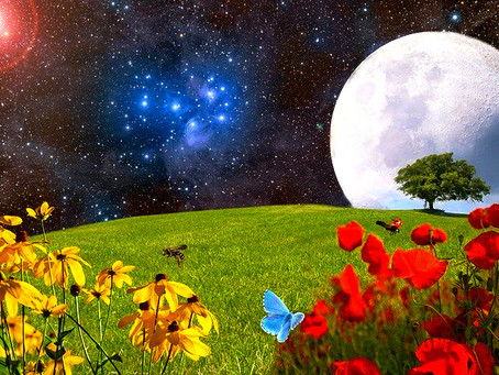 Full Flower Super Moon May  7 + Top 6 Things You Need to Know!