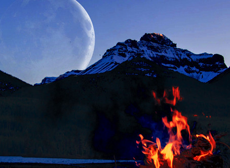 New Moon May 22: The Star of Fire!