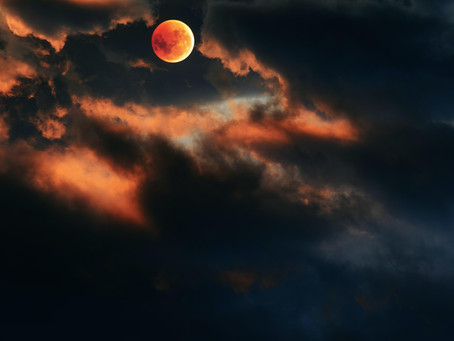 Witchy Full Moon October 31!