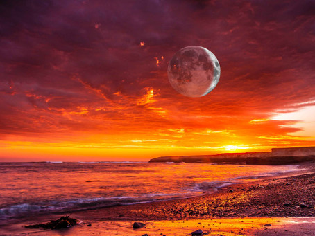 May 11 New Moon Energy Forecast: New Moon in the Star of Fire!