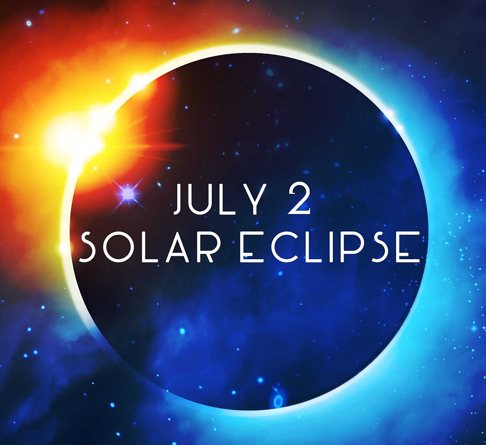 July 2 Solar Eclipse Astrology Horoscopes