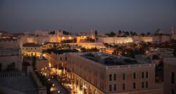 jerusalem at night-Israel,events