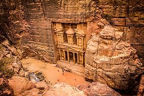 petra temple-
