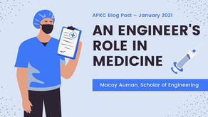 An Engineer's Role in Medicine