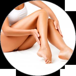 лазерная эпиляция ноги