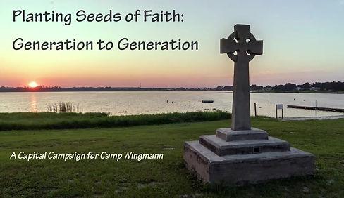 Camp Wingmann Capitol Campaign