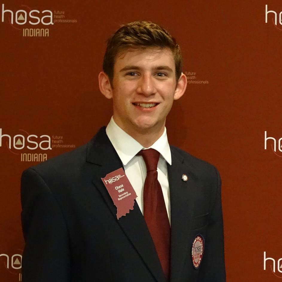 Chase Hale, Secondary Representative