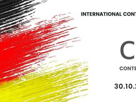 Feria Internacional de Arte Contemporáneo C.A.R, Essen, Alemania.