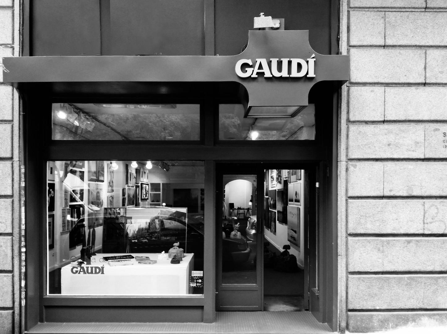 Galería Gaudí