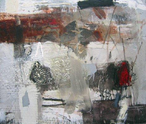 Komposition, 80 x 100cm, 2011