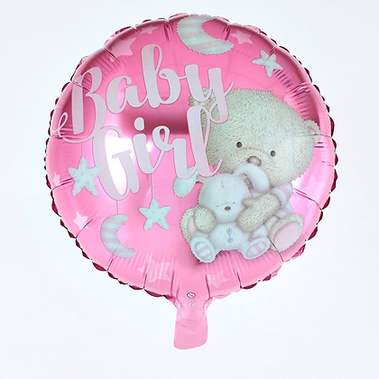 Babygirl Balloon