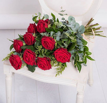 Say it with red roses - Bouquet